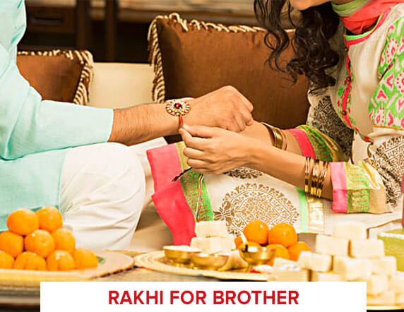 WHY BUY AND SEND RAKHI GIFTS ONLINE