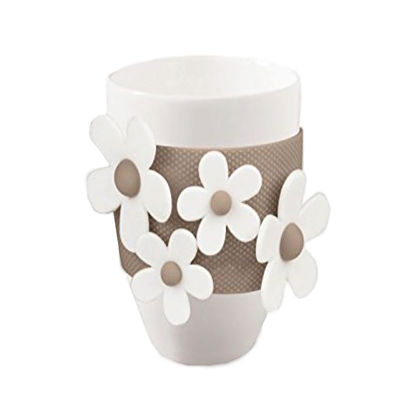 Personalized Gifts in Dubai and all over UAE - Mug with flowers Baci Milano
