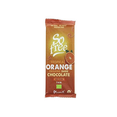 Personalized Gifts in Dubai and all over UAE - Orange Organic Chocolate