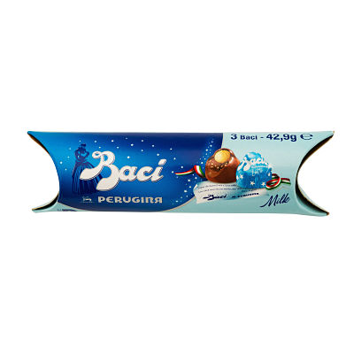 Personalized Gifts in Dubai and all over UAE - Baci Milk Chocolate Tube