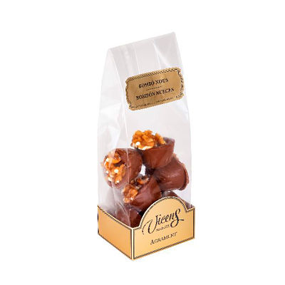 Personalized Gifts in Dubai and all over UAE - Walnut Chocolate bag