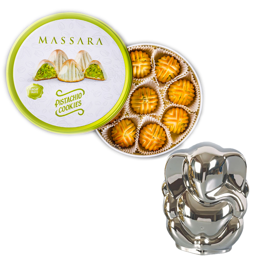 Luxury Sweets with Ganesha