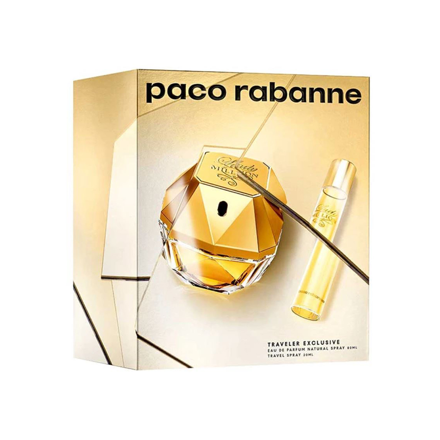 Perfume Gift Sets-Paco Rabanne Lady Million