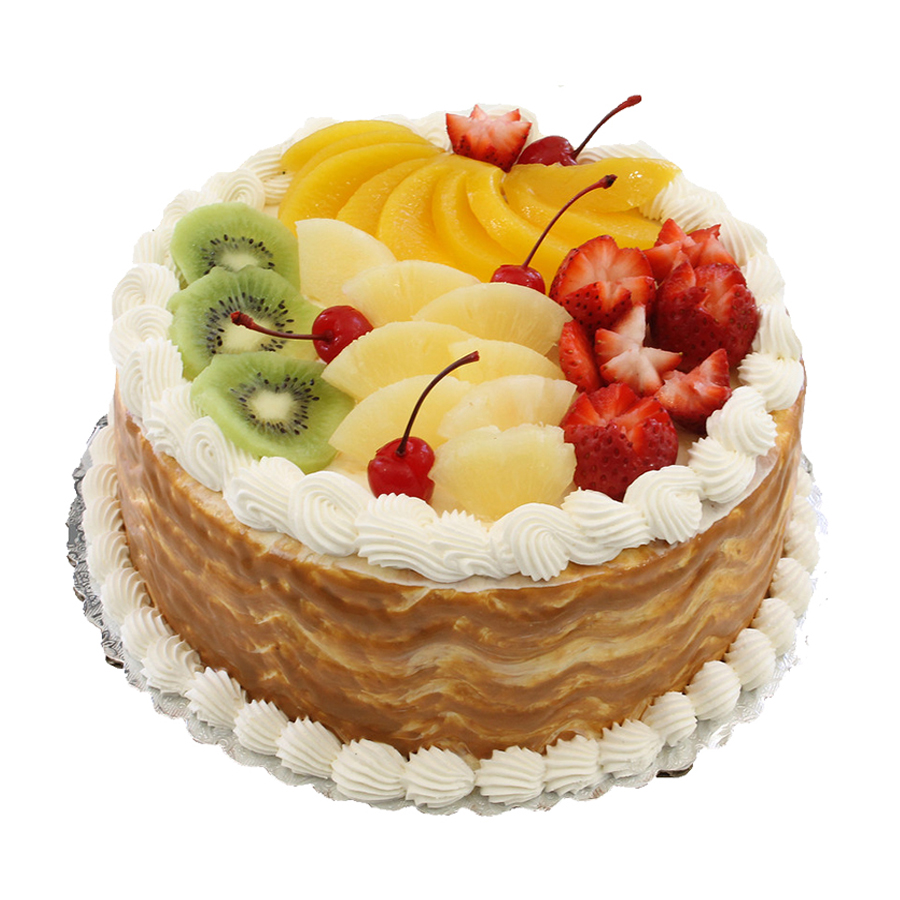 Mix Fruit Cake