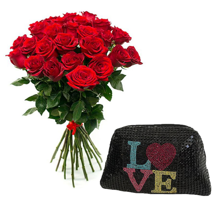 Birthday Gifts – Dubai and all over UAE-Love & Dreamy Red Flowers