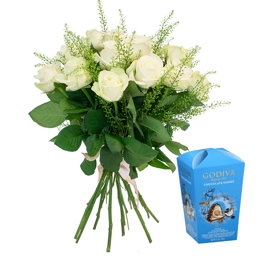 Birthday Gifts – Dubai and all over UAE-Elegant Flower Set