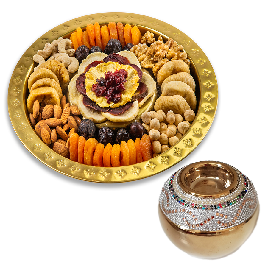 Gracious Dry Fruits Set