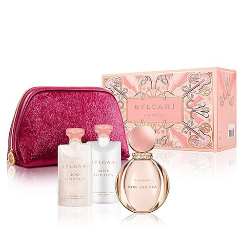 BVLGARI Goldea Gift Set