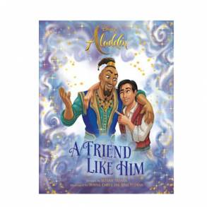 Gifts for Kids-Aladdin: A Friend Like Him