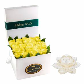 Pure Angels Roses & Lotus Gift