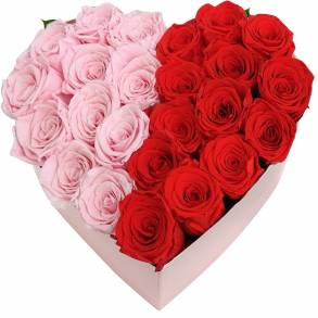 Wedding Gifts in Dubai-Love Red & Pink