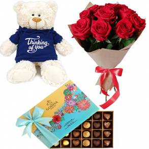 Flower Gifts - Online Flower Delivery Sharjah-Thinking of You Today