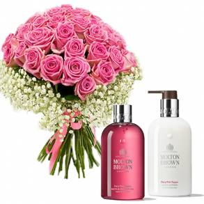 Charming Roses & Pink Pepper Skincare